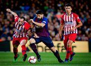 Барселона в більшості вирвала перемогу у Атлетіко