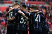 Манчестер Сити — Брайтон — 1:0. Видео гола и обзор матча