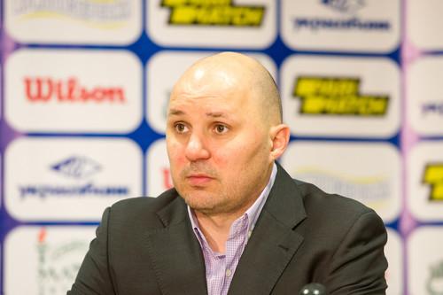 Виталий СТЕПАНОВСКИЙ: «Игра с Днепром была очень нервная»