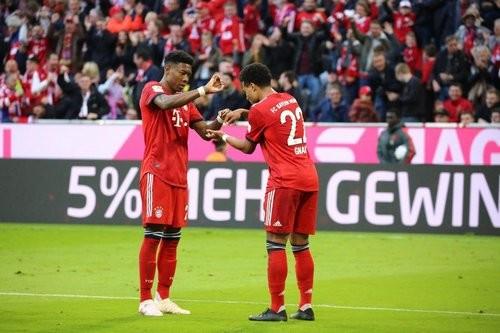 Бавария — Боруссия Дортмунд — 5:0. Видео голов и обзор матча