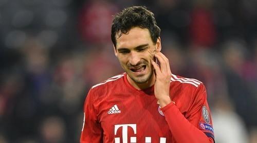 Защитник Баварии забил в 11-м сезоне Бундеслиги подряд