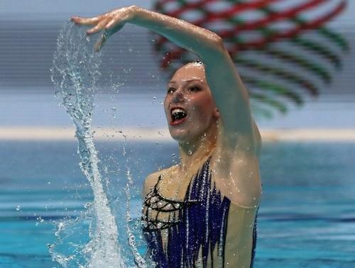 Украинка Федина завоевала еще одну золотую медаль в Греции
