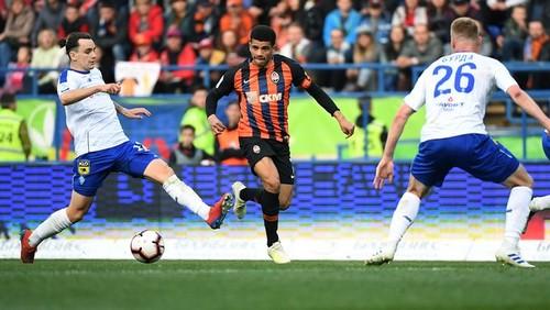 Шахтер в серии пенальти вырвал у Динамо путевку в полуфинал Кубка