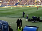 Мирослав СТУПАР: «Гармаш взял соперника на Одессу»