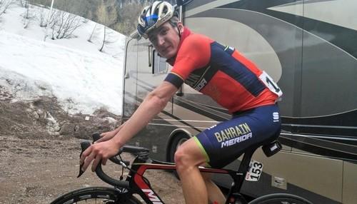 Велогонщик Марк Падун примет участие в Туре Страны Басков