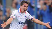 Динамо может подписать 27-летнего уругвайского вингера де Пену