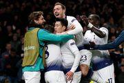 Тоттенхэм — Манчестер Сити — 1:0. Видео гола и обзор матча