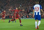 Ливерпуль победил Порту в первом матче 1/4 финала Лиги чемпионов