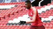 Дембеле готов сыграть с Манчестер Юнайтед