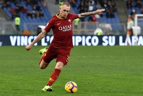 Защитник Ромы пропустит 3-4 недели из-за травмы