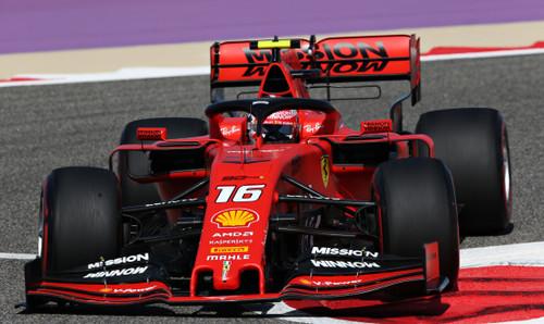 Мерседес опасается мощности мотора Феррари на Гран-при Китая