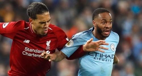 Ван ДЕЙК: «Считаю Стерлинга лучшим игроком сезона в Англии»