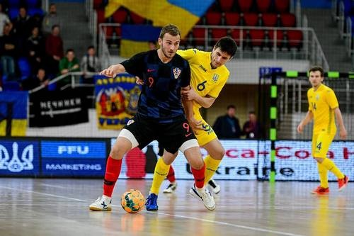 Украина – Хорватия – 3:0. Текстовая трансляция матча