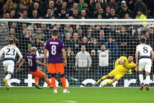 Тоттенхэм с минимальным счетом обыграл Манчестер Сити