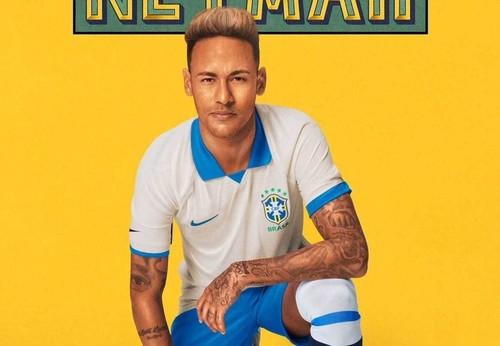 ФОТО. Сборная Бразилии презентовала форму на Копа Америка-2019