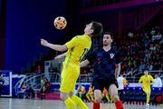 Украина уверенно обыграла Хорватию во втором товарищеском матче