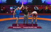 Украинец Хоцянивский завоевал бронзу на чемпионате Европы