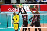 В финале мужской Лиги чемпионов сыграют Зенит и Кучине-Любе