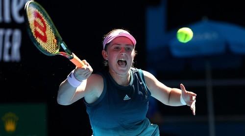 Остапенко уступила 205-й ракетке мира, не реализовав 2 матчбола