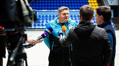 Сергей БЕБЕШКО: «Наша задача – выйти на чемпионат Европы»