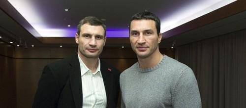 Виталий КЛИЧКО: «Если Владимиру предложат 100 миллионов, он подумает»