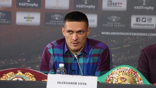 Дерек ЧИСОРА: «Усик станет кошмаром боксеров-супертяжей, но я готов»