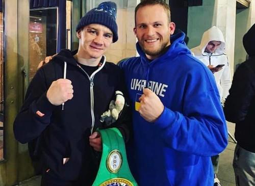 Украинец Иван Голуб защитил титул чемпиона США