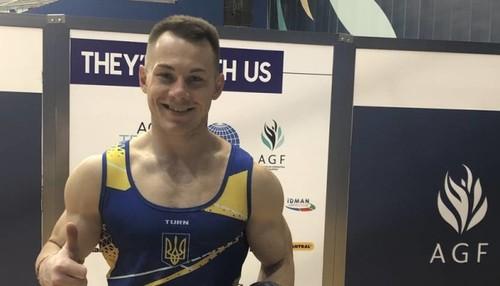 Украинцы пробились в финалы на ЧЕ по спортивной гимнастике
