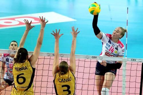 В женской Лиге чемпионов будет итальянский финал