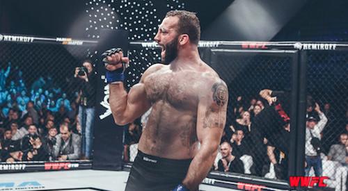 Долидзе дебютирует в UFC на шоу в США