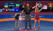 Украинки завоевали два золота на чемпионате Европы по борьбе