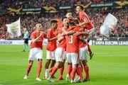 Бенфика — Айнтрахт Франкфурт — 4:2. Видео голов и обзор матча