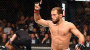 Російський боєць UFC Тайсумов попався на допінгу