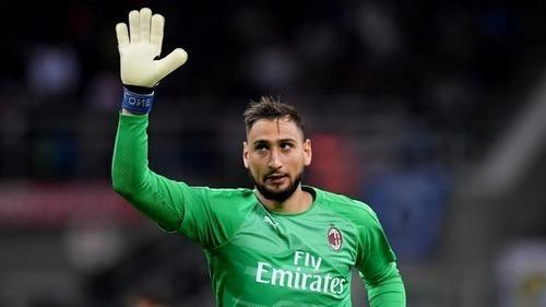 Доннарумма не поможет Милану в ближайшем матче