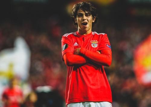 19-летний Фелиш претендует на звание игрока недели в Лиге Европы