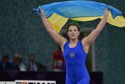 Украинка Алина Бережная выиграла золото чемпионата Европы по борьбе