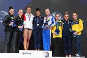 Пахнюк став 6-м, Бачинська та Варінська - в топ-8 на чемпіонаті Європи