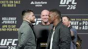 UFC 236. Келвін Гастелум – Ісраель Адесанья. Прогноз і анонс на бій