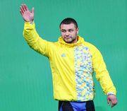 Чумак завоевал три золотые медали на ЧЕ по тяжелой атлетике