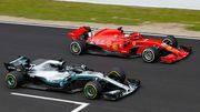 Формула-1. Гран-прі Китаю. Текстова трансляція