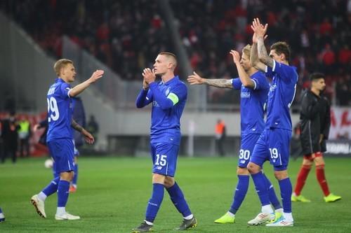 Клубный рейтинг. Динамо повторило исторический рекорд