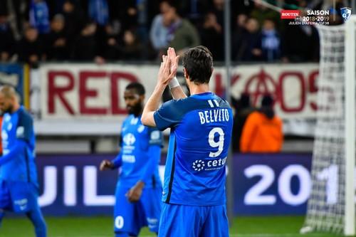 Матч французской лиги украсили два фантастических гола