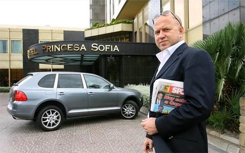 Дмитрий СЕЛЮК: «Привозил Видича в Шахтер»