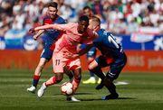 Барселона  резервным составом не смогла обыграть аутсайдера Примеры