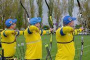 Украинские лучники завоевали две бронзы на Гран-при Европы