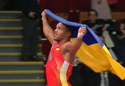Жан Беленюк - чемпион Европы по борьбе