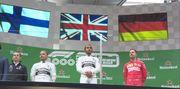 Льюїс ХЕМІЛТОН: Здорово, що в 1000 гонці Ф-1 Мерседес здобув перемогу