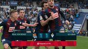 Реал Сосьедад сыграл вничью с Эйбаром