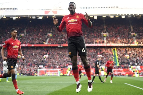 Манчестер Юнайтед – Вест Хэм – 2:1. Видео голов и обзор матча
