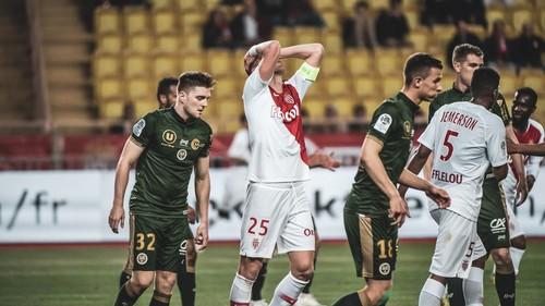 Лига 1. Монако не смог обыграть Реймс, Марсель победил Ним